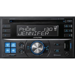 Alpine CDE-W235BT- In-Dash CD/Bluetooth Receiver