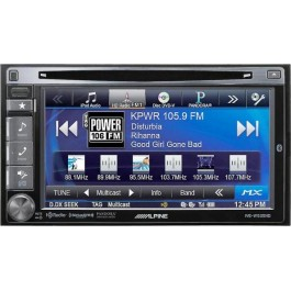 Alpine IVE-W535HD - In-Dash All-In-One A/V System