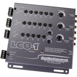 AudioControl LCQ-1 - Six Channel Line Output Converter