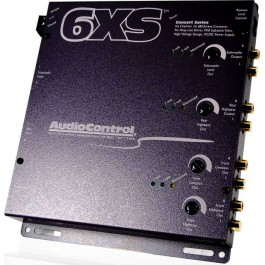 AudioControl 6XS - 6 Channel Electronic Crossover