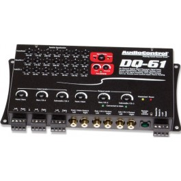 AudioControl DQ-61 - Digital Signal Processor