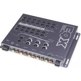 AudioControl EQX - Trunk Mount Equalizer with Crossover