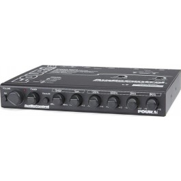 AudioControl Four.1i - In-Dash Equalizer with Auxiliary Input