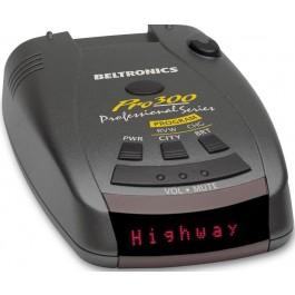 Beltronics Pro 300 - Radar/Laser Detector