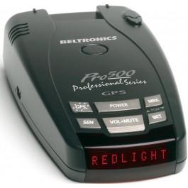 Beltronics Pro 500 - Radar/Laser Detector with GPS