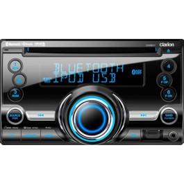 Clarion CX501 - In-Dash Bluetooth CD/USB/MP3/WMA Receiver