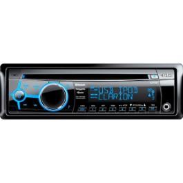 Clarion CZ702 - In-Dash Bluetooth CD/USB/MP3/WMA Receiver
