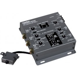 Clarion MCD360 - 3-Way Electronic Crossover