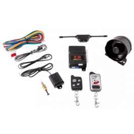 CrimeStopper SP-301 - 2-Way Mobile Security System
