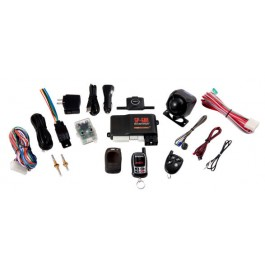CrimeStopper SP-600 - 2-Way OLED Remote Start/Security System
