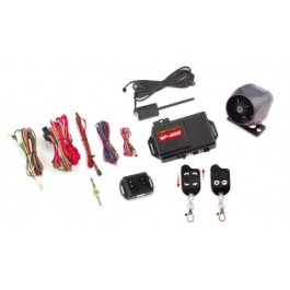 CrimeStopper SP-400 - 1-Way Remote Start /Security System