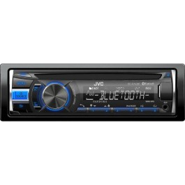 JVC KD-R740BT - In-Dash Bluetooth/ USB/CD/MP3 Receiver