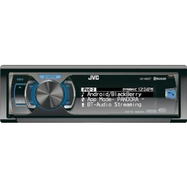 JVC KD-X80BT - In-Dash Digital Media Receiver
