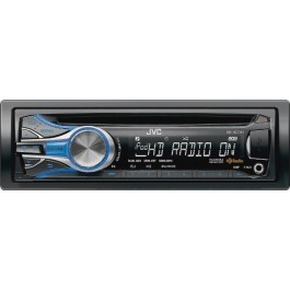JVC KD-HDR61 - In-Dash HD Radio/USB/CD/MP3 Receiver