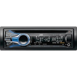 JVC KD-HDR71BT - In-Dash Bluetooth/HD Radio/USB/CD/MP3 Receiver