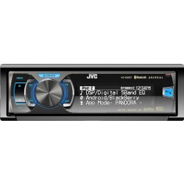 JVC Arsenal KD-A95BT - In-Dash Bluetooth/CD/MP3/USB Receiver