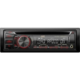 JVC Arsenal KD-AHD57 - In-Dash HD Radio/USB/CD/MP3 Receiver