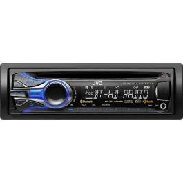 JVC Arsenal KD-AHD75BT - In-Dash Bluetooth/HD Radio/CD/MP3/USB Receiver