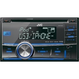 JVC KW-R500 - In-Dash USB/CD/MP3 Receiver