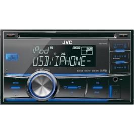 JVC KW-R500 - In-Dash USB/CD/MP3 Receiver