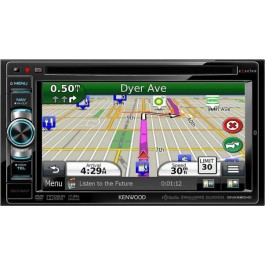Kenwood Excelon DNX690HD - In-Dash All-In-One Navigation/A/V System