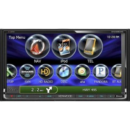Kenwood Excelon DNX890HD - In-Dash All-In-One Navigation/A/V System