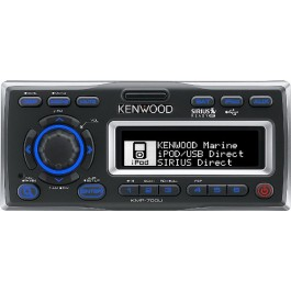 Kenwood KMR-700U - Marine Digital Media Receiver
