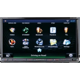 Kenwood Excelon DNN990HD - In-Dash All-In-One Navigation/A/V System with Wi-Fi