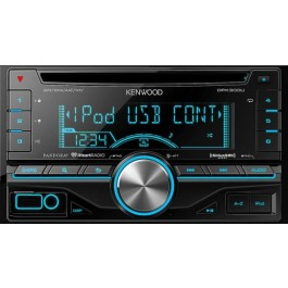 Kenwood DPX300U - In-Dash USB/CD/MP3 Receiver