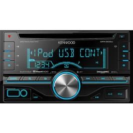 Kenwood DPX300U - In-Dash USB/CD/MP3 Receiver
