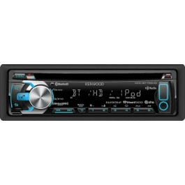 Kenwood KDC-BT755HD - In-Dash HD Radio/ Bluetooth /CD/ MP3/ USB Receiver