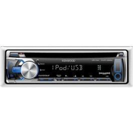 Kenwood KMR-355U - Marine USB/CD Receiver