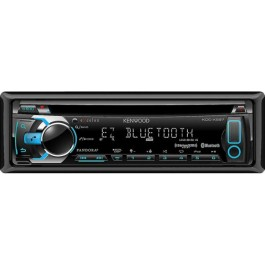 Kenwood Excelon KDC-X597 - In-Dash Bluetooth/CD/ MP3/ USB Receiver