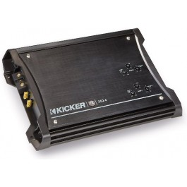 Kicker ZX350.4 - 4 Channel Power Amplifier