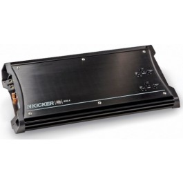 Kicker ZX650.4 - 4 Channel Power Amplifier