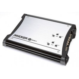 Kicker ZXM350.4 - Marine 4 Channel Power Amplifier