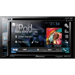 Pioneer AVH-X3700BHS - In-Dash All-In-One A/V System