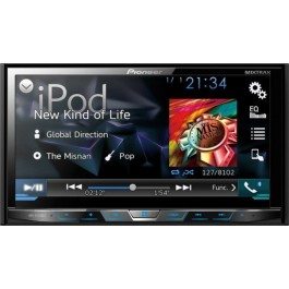 Pioneer AVH-X4700BS - In-Dash All-In-One A/V System