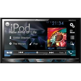 Pioneer AVH-X5700BHS - In-Dash All-In-One A/V System