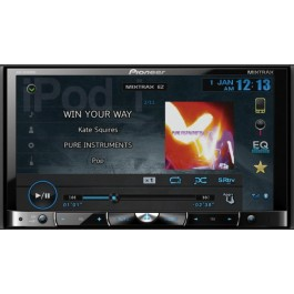 Pioneer AVH-X8500BHS - In-Dash All-In-One A/V System