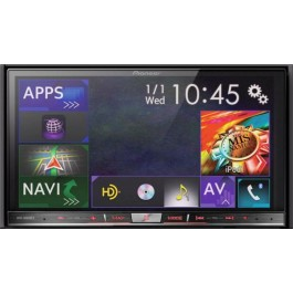 Pioneer AVIC-8000NEX - In-Dash All-In-One Navigation/A/V System
