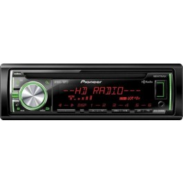 Pioneer DEH-X5600HD - In-Dash HD Radio/CD/MP3 Receiver
