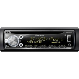 Pioneer DEH-X6700BT - In-Dash Bluetooth/CD/MIXTRAX/ MP3/ USB Receiver