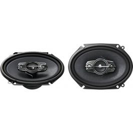 """Pioneer TS-A6885R - 5"""" x 7""""/6"""" x 8"""" 4-Way Speaker"""