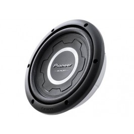 "Pioneer TS-SW2501S4 - 10"" Shallow-Mount Subwoofer 4 ohm"