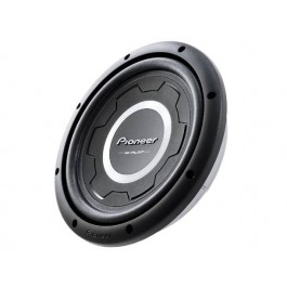 "Pioneer TS-SW3001S2 - 12"" Shallow Mount Subwoofer 2 ohm"