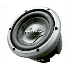 "Pioneer TS-W2502D2 - 10"" Subwoofer 2 ohm DVC"