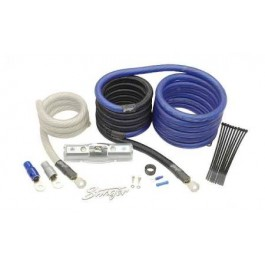 Stinger SHK201 - HPM 1/0 Gauge Power Amplifier Wiring Kit