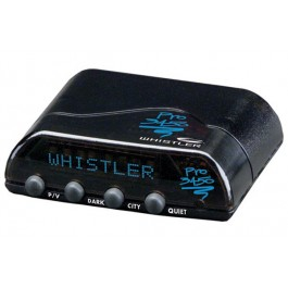 Whistler Pro-3450 - Remote All Band Laser-Radar Detector