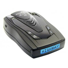 Whistler XTR-440 - Battery Operated Laser/Radar Detector